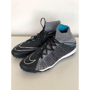 Nike Hypervenom Soccer Cleats- turf